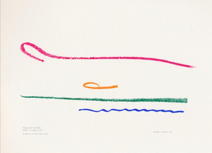 Adieux a L'image I (1969)
